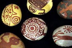 Chumash stones