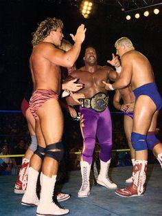 Ron Simmons: WCW World Heavyweight Champion... - WCW WorldWide