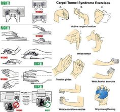 Carpal Tunnel Syndrome Hand Exercises Please SHARE and Spread to your loved ones as well Carpal Tunnel Surgery, Carpal Tunnel Relief, Carpal Tunnel Syndrome, Pain Relief, Health And Beauty, Health And Wellness, Health Fitness, Health Tips, Health Care