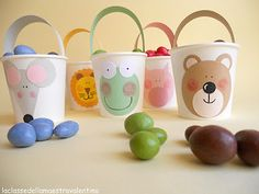 paper cup bags