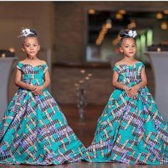 Young Stylish Twins And Parent Serving Chic Ankara Inspiration Source by jessicajombart dress for kids Ankara Styles For Kids, African Dresses For Kids, African Children, African Girl, Latest African Fashion Dresses, African Print Dresses, Dresses Kids Girl, Children Dress, Children Clothes
