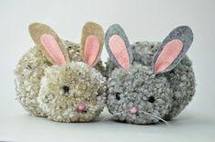 Nel tutorial di oggiIl mondo di Isaha creato questi bellissimi morbidosi coniglietti di lanamolto veloci e facili da realizzare. E' il classico lavorett