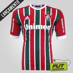 Uniformes de Futebol do Fluminense Football Club e outros produtos oficiais  na FutFanatics. Compre agora com desconto no pagamento à vista ou parcele  em até ... 4ec9f48b9efda