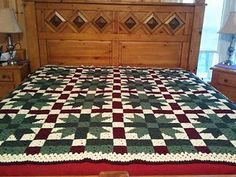 The traditional Butterfly at the Crossroads quilt pattern gives this afghan old-fashioned flair. Using granny squares and a handy placement chart, it's a snap to crochet the pretty patchwork throw.