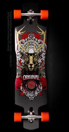 original beast longboard - 236×451