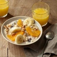 Tropical Overnight Oatmeal | Panera Bread