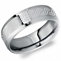 Crown Ring - Collections Alternative Metal Tungsten Carbide Tu 0191 7