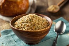 Organic Homemade Bread Crumbs by brenthofacker