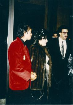 Michael Jackson !... My Greatest Obsession: (At The Le Rome Restaurant 25/03/1986)