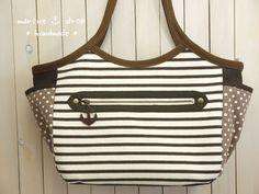 handmade bag・ソーイング   Marinedrop