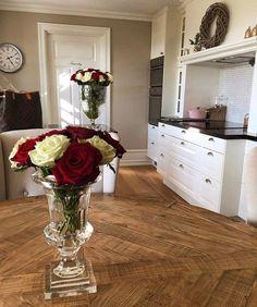 Credit: @jeanette_drommehjem Kjøkkenet til Jeanette er så lekkert! - Architecture and Home Decor - Bedroom - Bathroom - Kitchen And Living Room Interior Design Decorating Ideas - #architecture #design #interiordesign #homedesign #architect #architectural #homedecor #realestate #contemporaryart #inspiration #creative #decor #decoration
