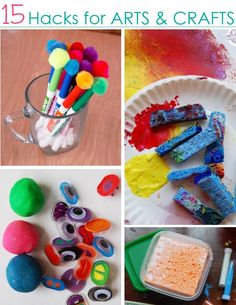 craft tips for kids