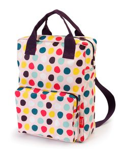 You can't tell, but isn't it great to know that the outside of this Dots Backpack from Engel is made of recycled bottles? Baby Kind, Baby Love, Little Backpacks, Shops, Recycled Bottles, Diaper Bag, Shop Now, Kids Shop, Shopping