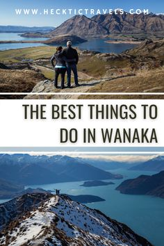 We stayed in Wanaka in New Zealand for a couple of weeks and we found tons of fun and relaxing things to do all over the place. Wanaka is also a great basecamp to explore all of New Zealand! Best Places To Travel, Cool Places To Visit, Relaxing Things To Do, Wanaka New Zealand, Apartment View, Visit New Zealand, South Island, Continents, The Good Place
