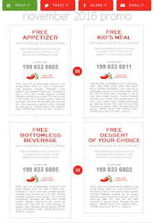Chili's Coupons Ends of Coupon Promo Codes MAY 2020 ! Visiting instrument when Chili's feeling an store. Chilis Coupons, Free Kids Meals, Coupons For Boyfriend, Appetizers For Kids, Casual Restaurants, Free Printable Coupons, Show Me The Money, Grocery Coupons, Love Coupons