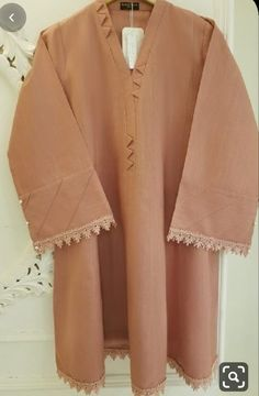 Girls Dresses Sewing, Stylish Dresses For Girls, Casual Dresses, Casual Frocks, Baggy Dresses, Simple Dresses, Pretty Dresses, Fashion Dresses, Beautiful Pakistani Dresses