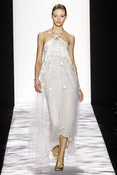 Badgley Mischka Spring 2007 Ready-to-Wear Fashion Show - Caroline Winberg