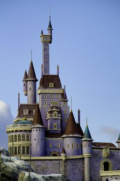 The Beast's Castle, Magic Kingdom. Walt Disney World