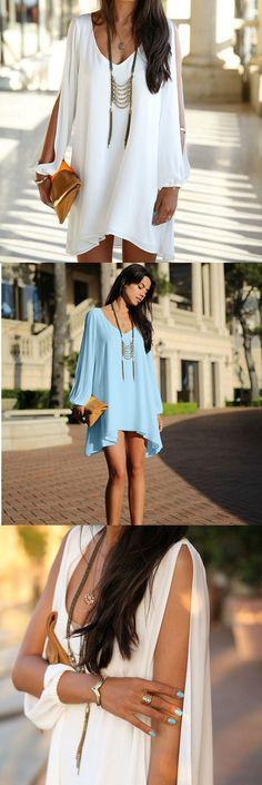 #Vestido ideal para esta temporada de calor. Encuentralo en tu color favorito aquíi.