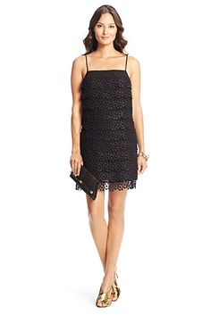 Star Tiered Sheath Dress | Dresses by DVF