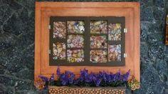 Mosaico janela