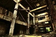 factory lonely