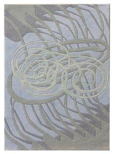 Nolita Silver/Blue Area Rug