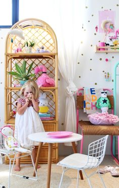 Simple and Affordable Ways to Create a Unique Space for Toddlers One of my all time favourite ways to add a little personality and uniqueness into a child's bedroom is by finding cool vintage treasures. Those unloved, unwanted or simply, tree change items that can not accomodate one's existing home are absolute gems if you are after unique decor finds. While I love thrift stores, local markets and secondhand stores, my favourite app to use is in Australia is GUMTREE (in the US a simil...