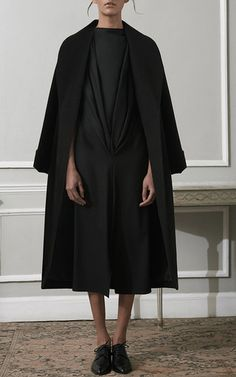 Long Overcoat by HENSELY