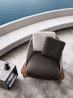 Smink Incorporated | Products | Outdoor | Minotti | Rivera Collection