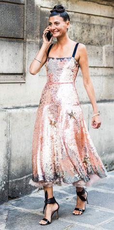 star sparkle tulle dress