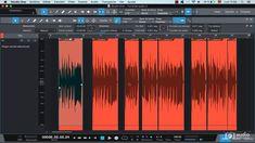 Eliminar silencio de audio con Strip Silence en Studio One. Grabaciones de audio, ediciones de audio con studio one. Silence, Desktop Screenshot, Audio, Music Production, Recipes
