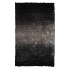 Shadow Indochine Ombre Rug - Grey from #zgallerie  A dark base for the bedroom so all the light furniture can have an anchor
