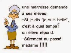 Le café de Madame Dugot: Humour