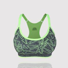 116ee1d3af0e0 Absorb Sweat Quick Dry Sports Bra Stretch Tank Top Running Yoga Fitness