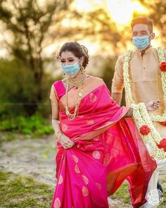 Just trying to spread the Awareness of Coronavirus with this beautiful Wedding Photoshoot. Punjabi Wedding Couple, Indian Wedding Couple Photography, Indian Wedding Wear, Wedding Photography Poses, Wedding Poses, Girl Photography, Wedding Shoot, Wedding Ideas, Caricatures