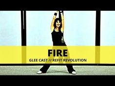 """""""FIRE"""" (Glee Cast Version) 