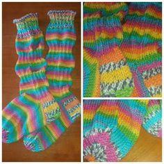 Sateenkaari sukat