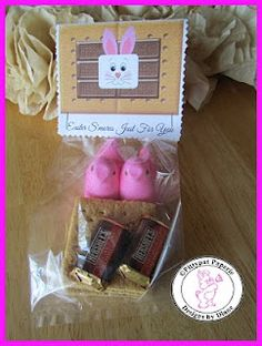 Gramm and Crackers: The Peeps Project