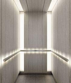 ELEVATOR LOBBY AND INTERIOR CAB INTERIOR DESIGN IDEAS | Vida-