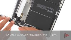 REPARAR PANTALLA IPAD IPHONE MALLORCA   www.mallorcavideo.es