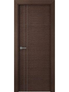 Purchase this Wenge Wood Interior door Single Door is an outstanding fit for your home Flush Door Design, Single Door Design, Double Door Design, Interior Door Styles, Door Design Interior, Modern Interior, Modern Wooden Doors, Wooden Door Design, Bedroom Door Design