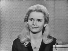 What's My Line? - Tuesday Weld; Dana Andrews [panel]; Johnny Carson [pan...