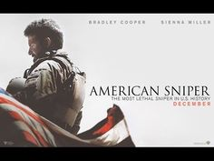 American Sniper 2014 is a Hollywood action, biography film directed by Clint Eastwood. Navy SEAL sniper Chris Kyle pinpoint accuracy saves countless lives on the battlefield and turns him into a legend. Chris Kyle, Clint Eastwood, Movie Theater, I Movie, Fb Share, Trailer Peliculas, Film D'action, Drama Film, Movie Sites