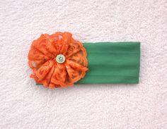 Baby headband children headband pick your color by KnitterPrincess, $7.90