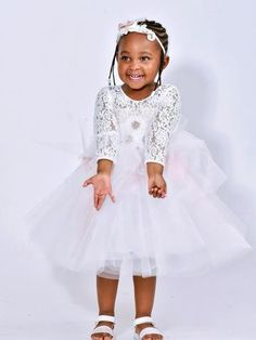Zania Dress – Cherish by Carita Adams Satin Sash, Lace Sleeves, Special Occasion Dresses, Special Events, White Lace, Bodice, Party Dress, Tulle, Flower Girl Dresses