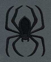 Gothic Gala - Tiny Spider | Urban Threads: Unique and Awesome Embroidery Designs