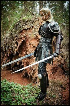 Zevran Cosplay. Dragon Age Origins