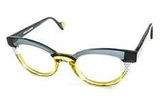 "For Anne et Valentin, ""delighted to be yourself"" is a signature mantra when designing eyewear."
