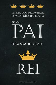 Dia do Pai com Amor // Free Printable //